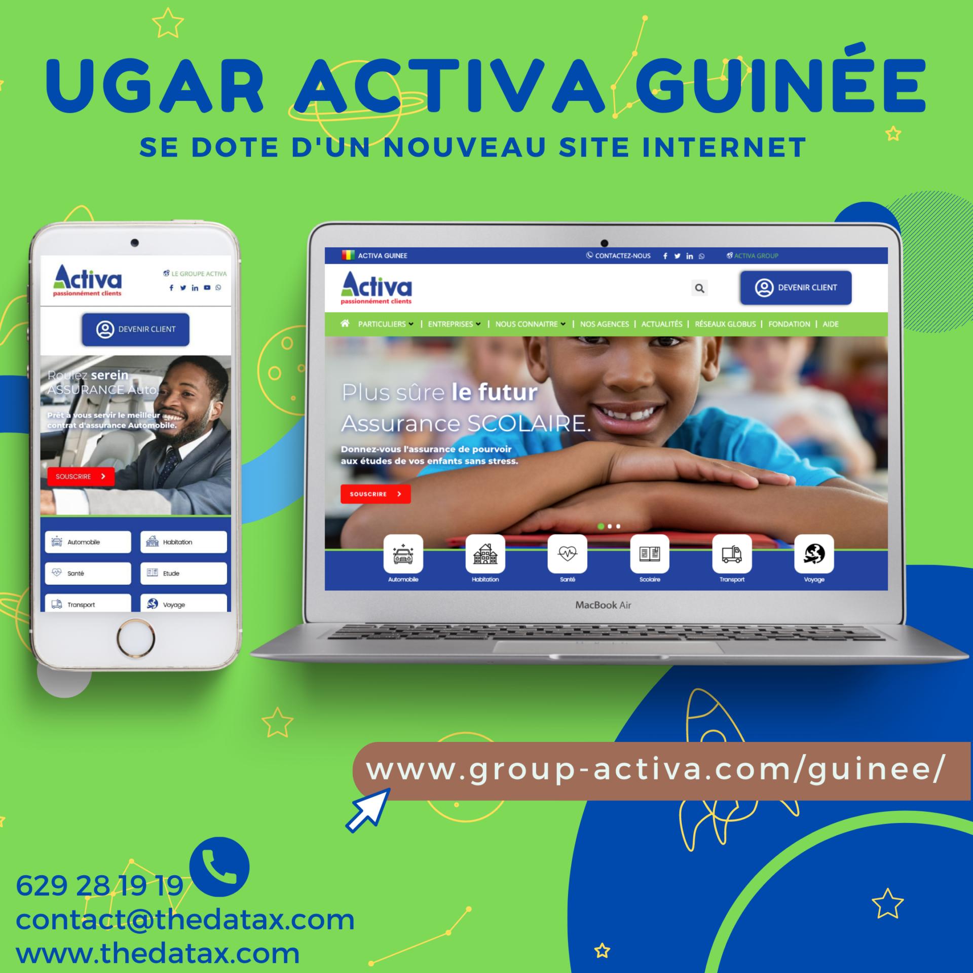 Projet UGAR ACTIVA