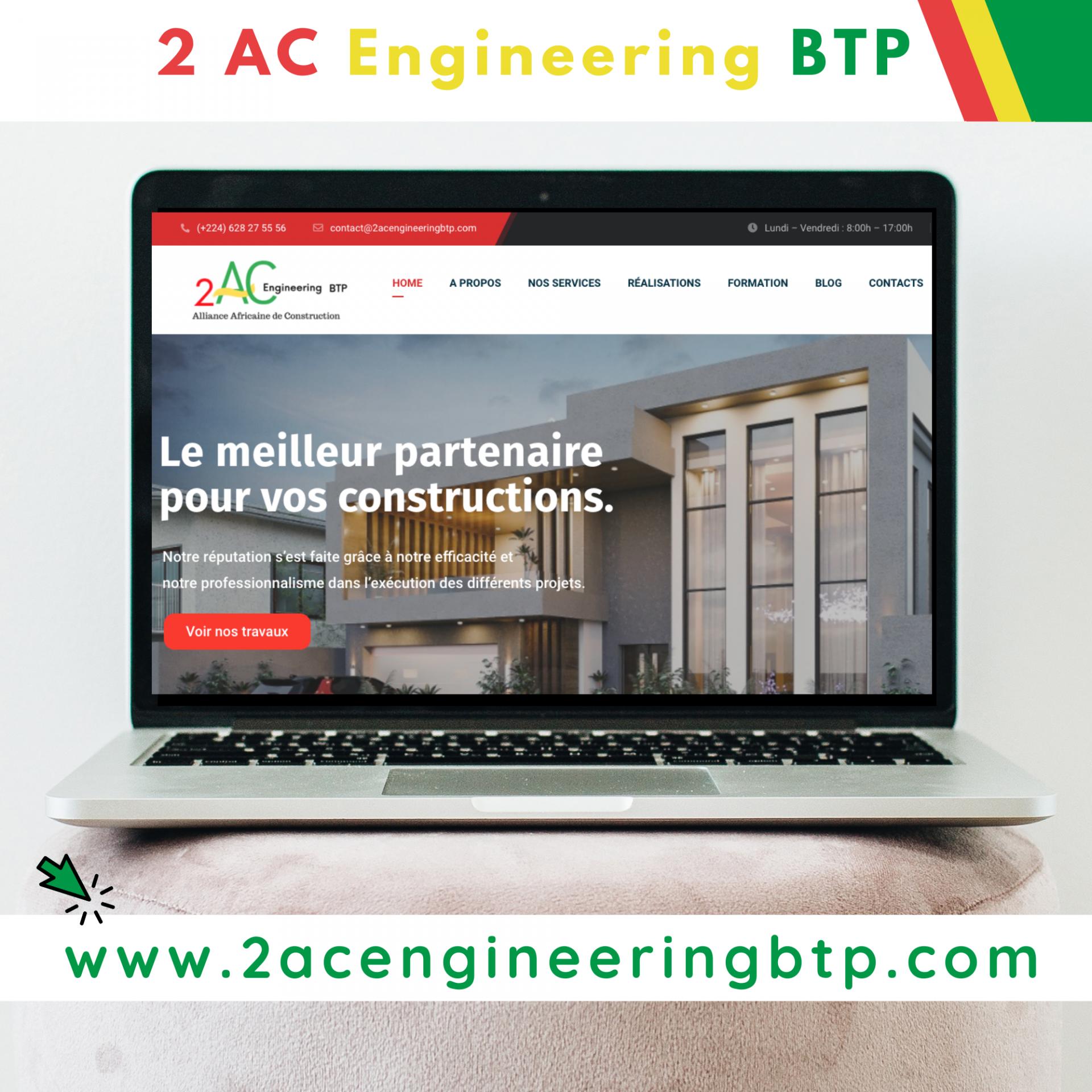 Projet 2AC Engineering BTP