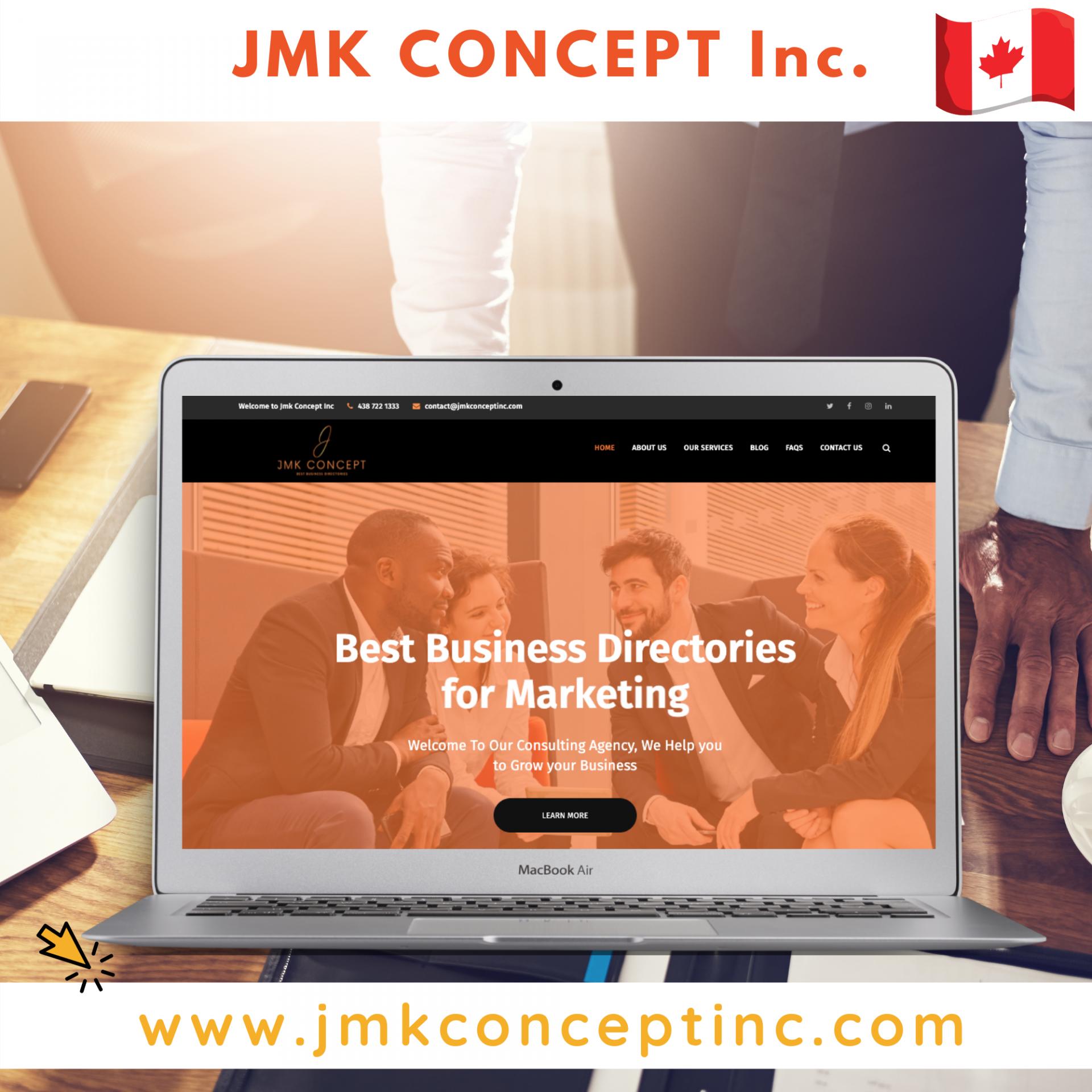 Projet JMK Concept Inc. (Canada)