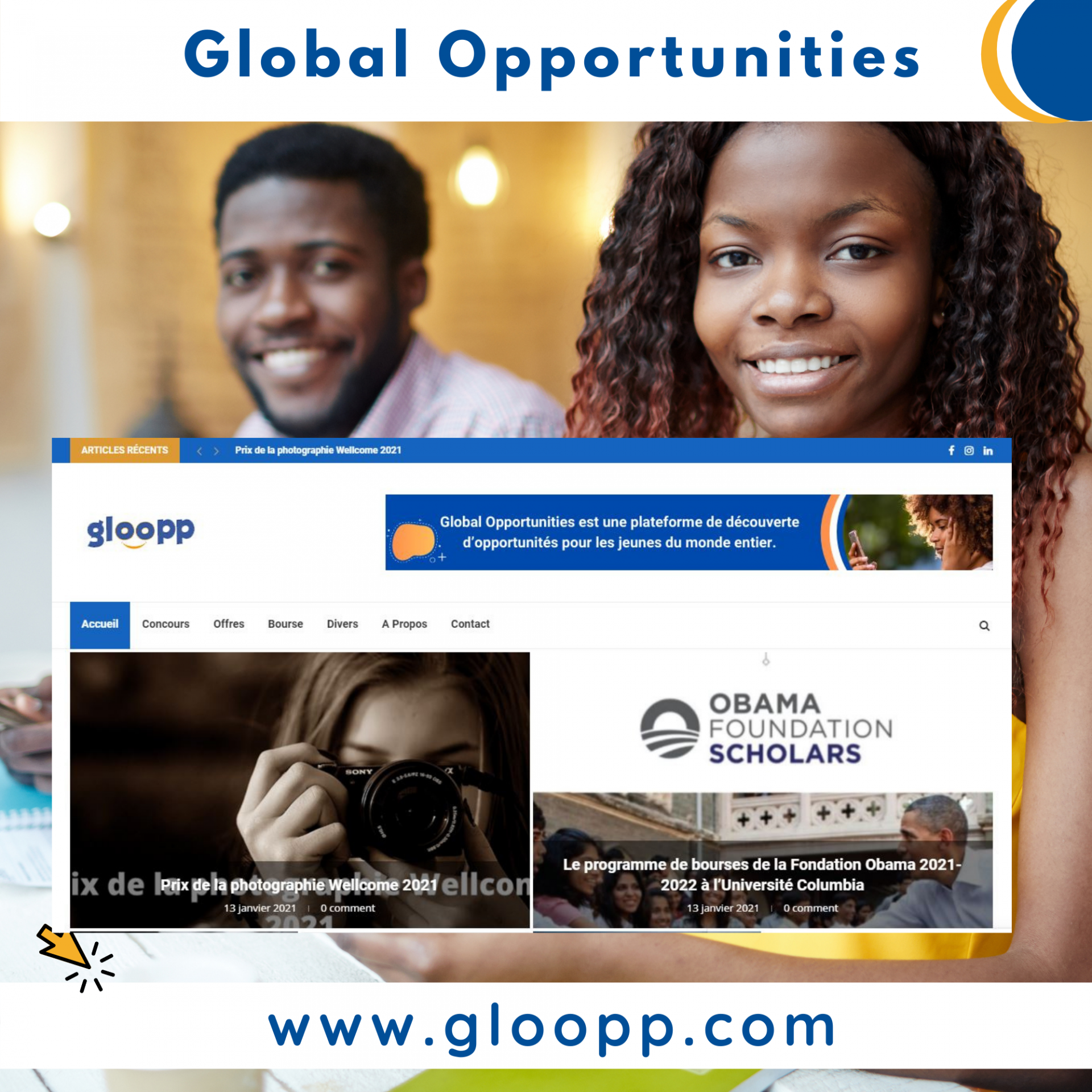 Projet Global Opportunities