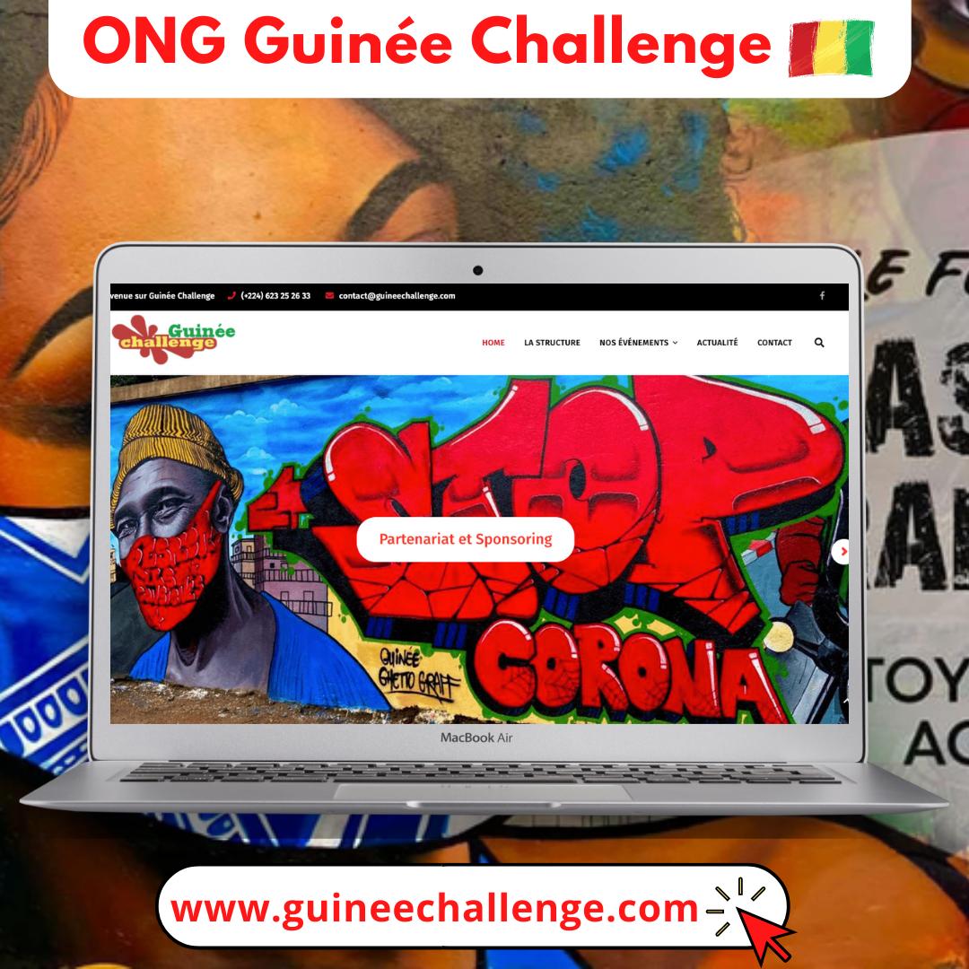Projet Guinée Challenge