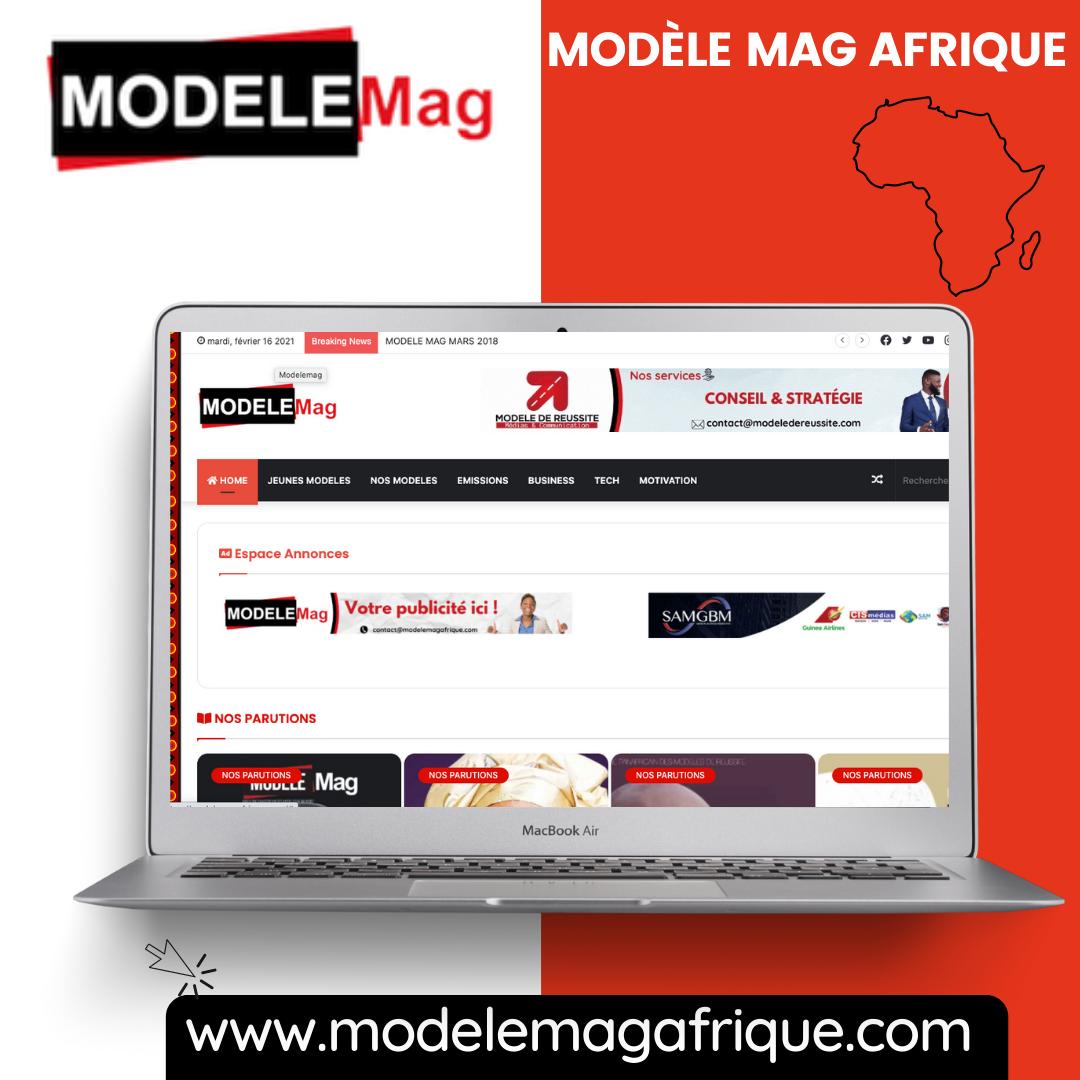 Projet Modèle Mag AFRIQUE