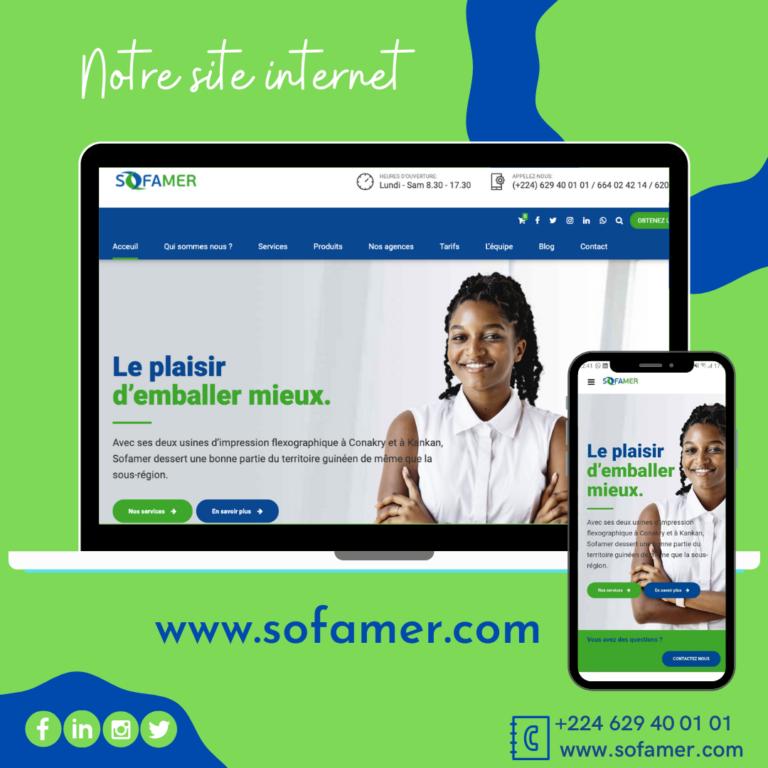 Projet Sofamer